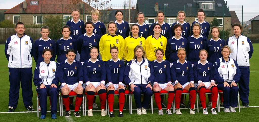 Scotland Womens International Squad | The Spartans FC ...