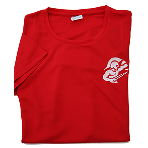 ladies-tshirt-red