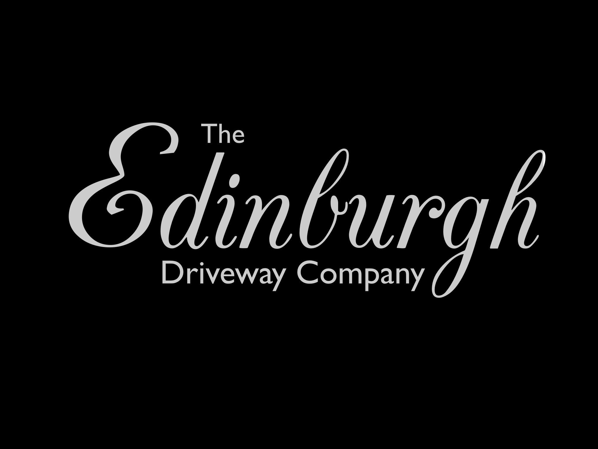 Edinburgh Driveway